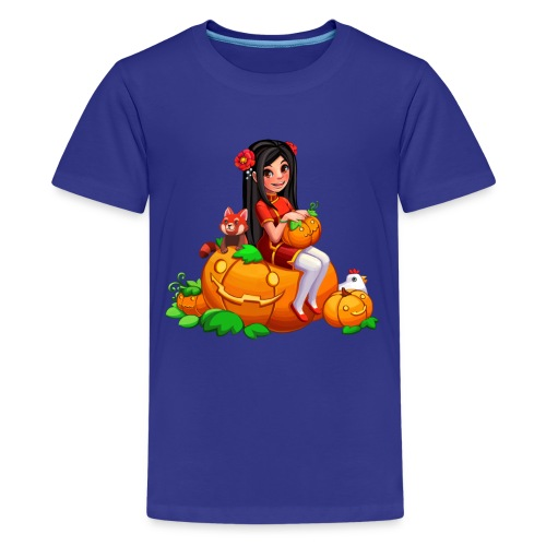 Children's Tee: PumpKim! - Kids' Premium T-Shirt