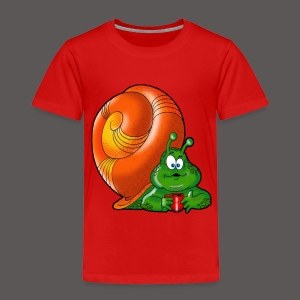 SID SNAIL - Toddler Premium T-Shirt