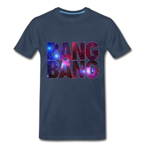 Bang Bang galaxy - Men's Premium T-Shirt