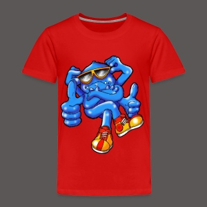 SAM SPIDER - Toddler Premium T-Shirt