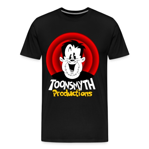 TOONSMYTH PRODUCTIONS LOGO - Men's Premium T-Shirt