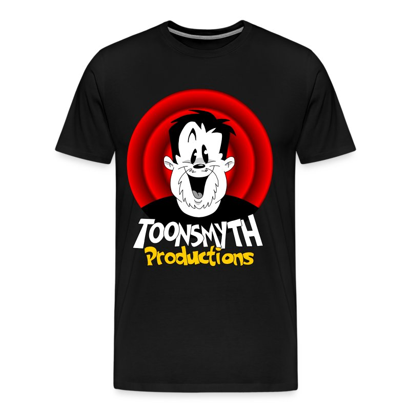 TOONSMYTH PRODUCTIONS LOGO - Men's Premium T-Shirt