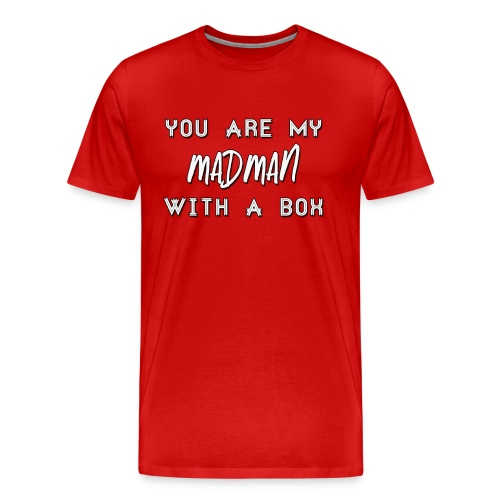 Madman - Men's Premium T-Shirt