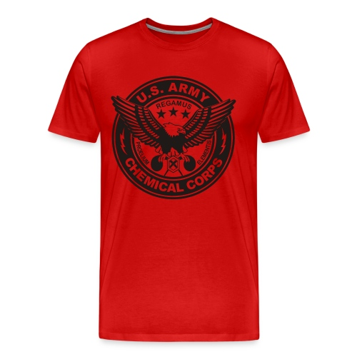 Chem Eagle - Men's Premium T-Shirt
