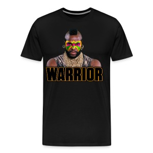 WARRIOR T - Men's Premium T-Shirt