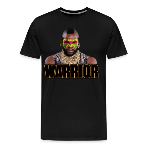 WARRIOR T - Men's Premium T-Shirt