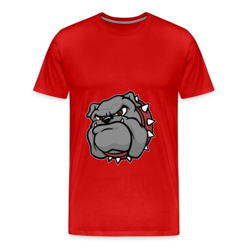 Bulldog2 - Men's Premium T-Shirt