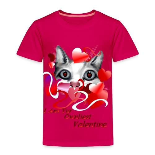 Ownliest Valentine - Toddler Premium T-Shirt