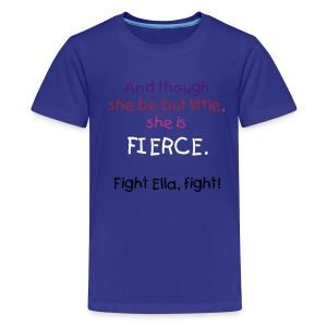 Kids are Fierce - Kids' Premium T-Shirt