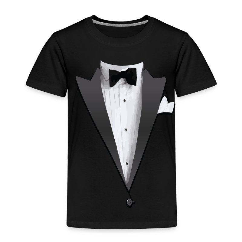 Tuxedo jacket costume t shirt t shirt spreadshirt for Make your own tuxedo t shirt