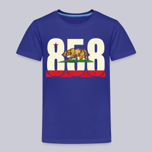 858 Flag - Toddler Premium T-Shirt