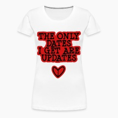Updates Women's T-Shirts