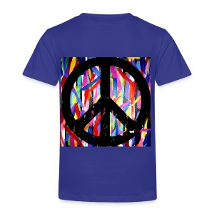 Peace - Toddler - Toddler Premium T-Shirt