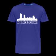 T-Shirts ~ Men's Premium T-Shirt ~ Collegiate Heavyweight Light
