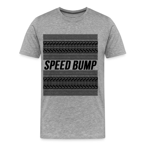 Speed Bump - Men's Premium T-Shirt