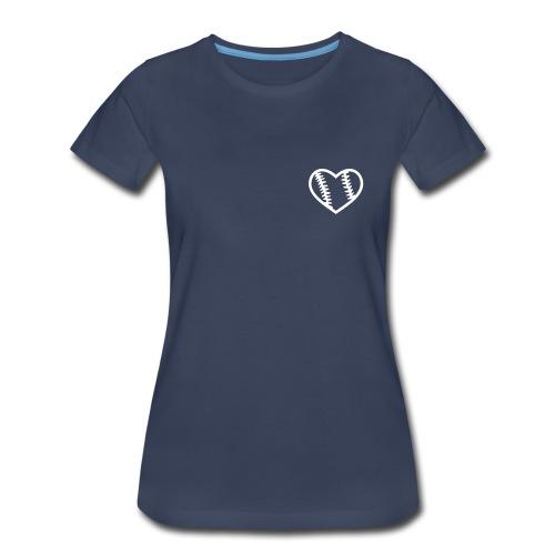 Baseball Lover - Women's Premium T-Shirt