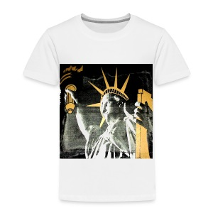Statue of Liberty - Toddler - Toddler Premium T-Shirt