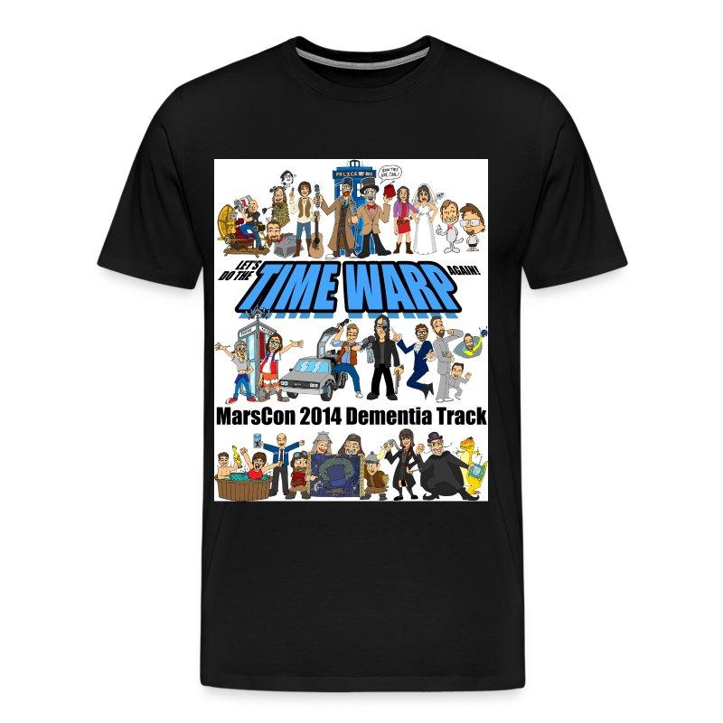 Marscon 2014 mens black - Men's Premium T-Shirt