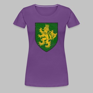 Oconnor Family Shield - Women's Premium T-Shirt