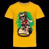 Kids' Shirts ~ Kids' Premium T-Shirt ~ Toast Surf - Kids