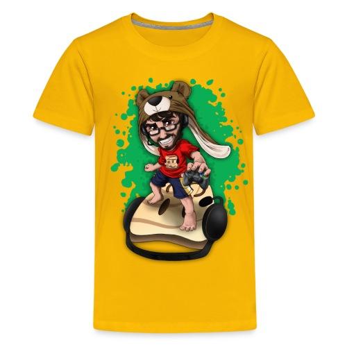 Toast Surf - Kids - Kids' Premium T-Shirt