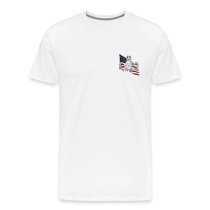 EOD Master US Flag - Men's Premium T-Shirt