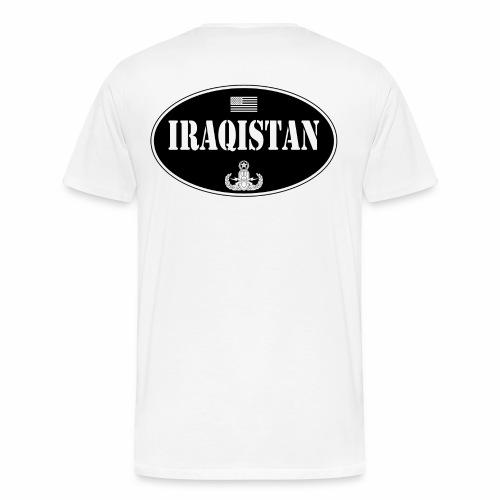 Iraqistan EOD Master - Men's Premium T-Shirt