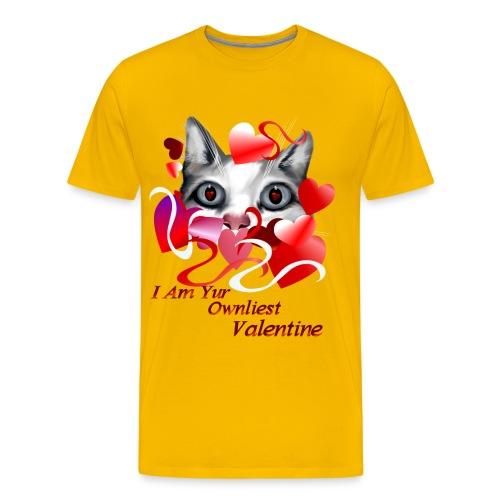 Ownliest Valentine - Men's Premium T-Shirt