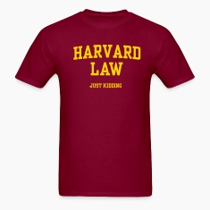 harvardjustkidding T-Shirts
