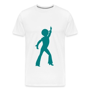 Disco Stu - Men's Premium T-Shirt