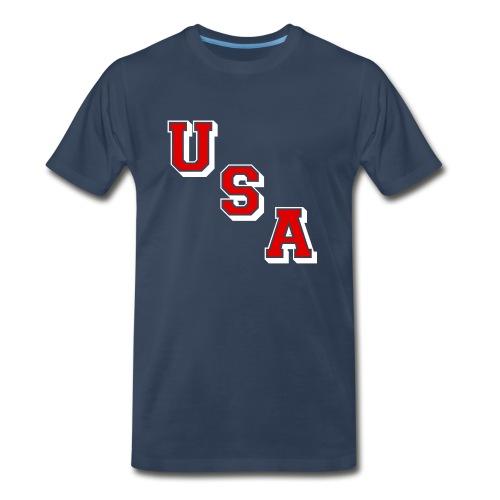 BESTKESSEL Men's T-Shirt - Men's Premium T-Shirt