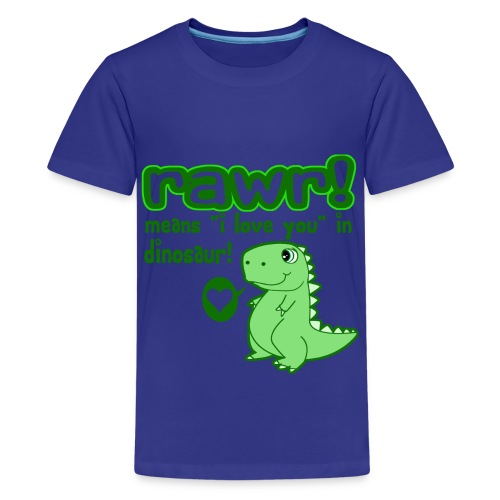 RAWR  - Kids' Premium T-Shirt
