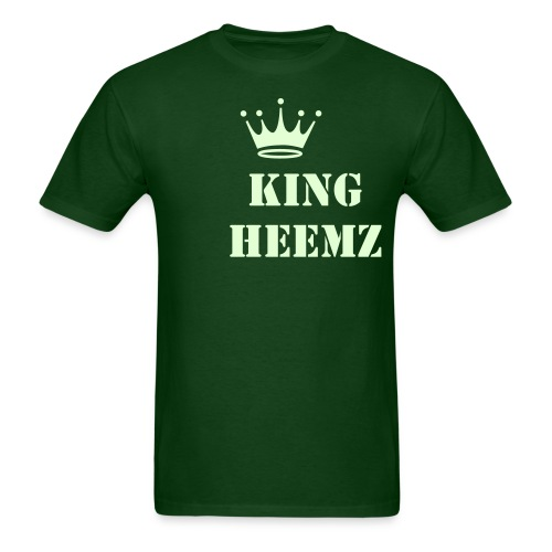 King Heemz (Glow) - Men's T-Shirt