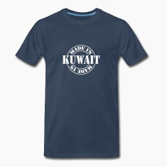 made_in_kuwait_m1 T-Shirts