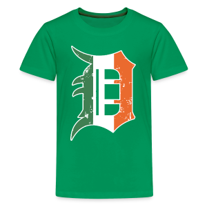 IRISH D - Kids' Premium T-Shirt
