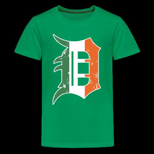 IRISH D - Kids' Premium T-Shirt