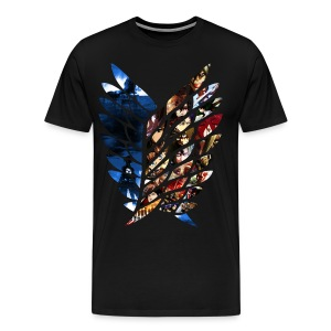 survey corps - Men's Premium T-Shirt
