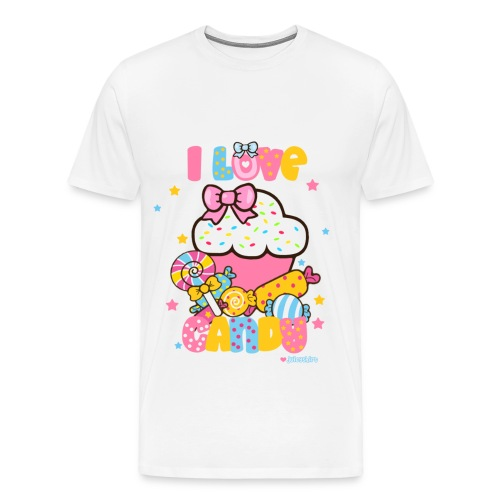CANDY - Men's Premium T-Shirt