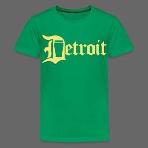 Detroit Pint City - Kids' Premium T-Shirt