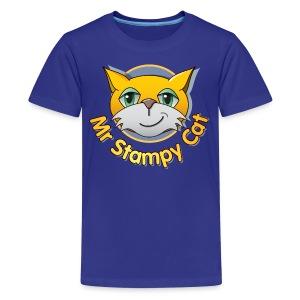 Mr. Stampy Cat  - Kids' Premium T-Shirt