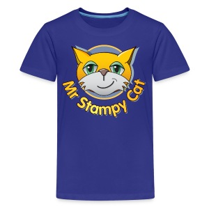 Mr. Stampy Cat  - Kids' Premium T-Shirt