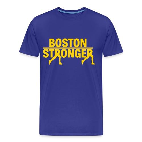 Boston Stronger - Men's Premium T-Shirt