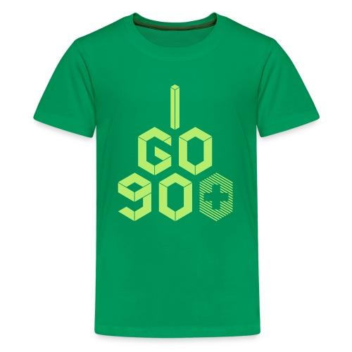 I Go 90+ Youth Tee - Kids' Premium T-Shirt