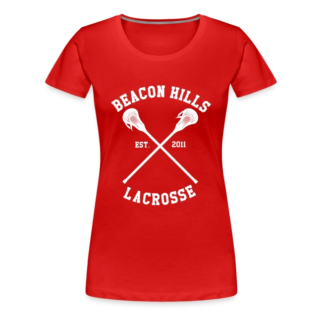 Beacon Hills Lacrosse - Girly (Scott)