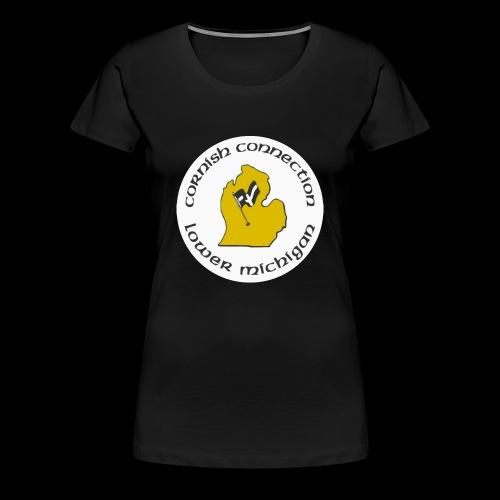 CCLM - Women's Premium T-Shirt