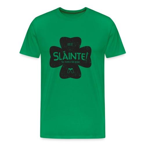 Slainte! Guyz - Men's Premium T-Shirt