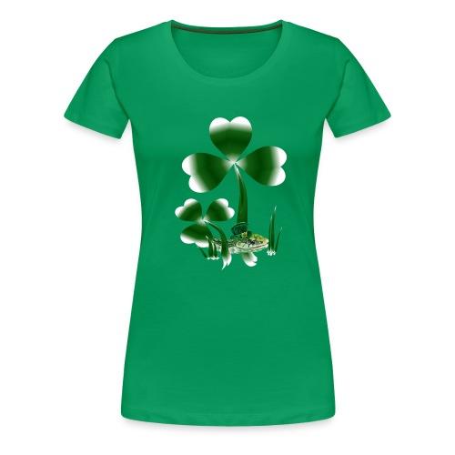 Shamrocks N Snakes - Women's Premium T-Shirt
