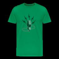 T-Shirts ~ Men's Premium T-Shirt ~ Mircophone