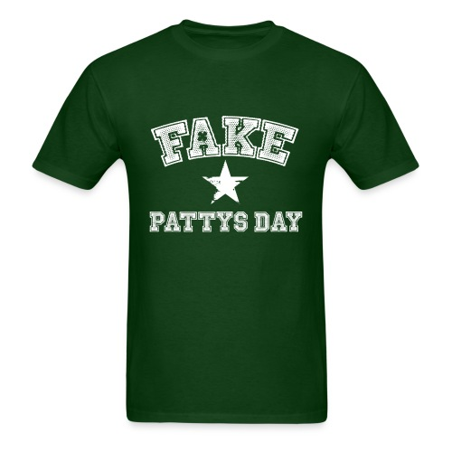 Men's Army Fake Premium Tee - Men's T-Shirt