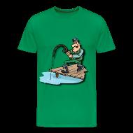 T-Shirts ~ Men's Premium T-Shirt ~ rodeo